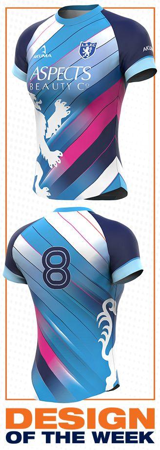 Akuma Rugby Bespoke Kit Create Your Bespoke Design On Our Online Kit Designer Rugby Team Rugby Bespoke Design