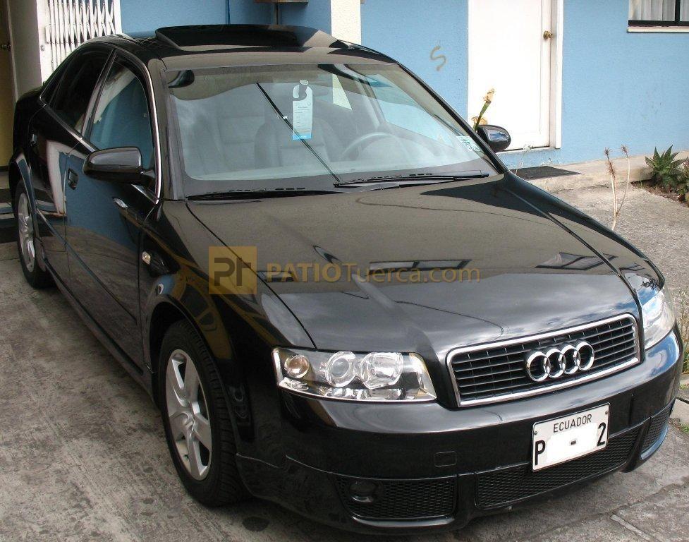 Compra Venta Autos Sedan Audi A4 1 8t 2003 Usado En Quito