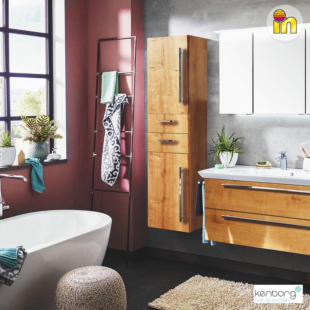 Badmobel Kombination Badezimmer Dekor Wohnideen Bad