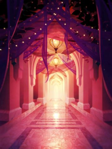 Image Palace hallway party.png The Arcana (game) Wiki