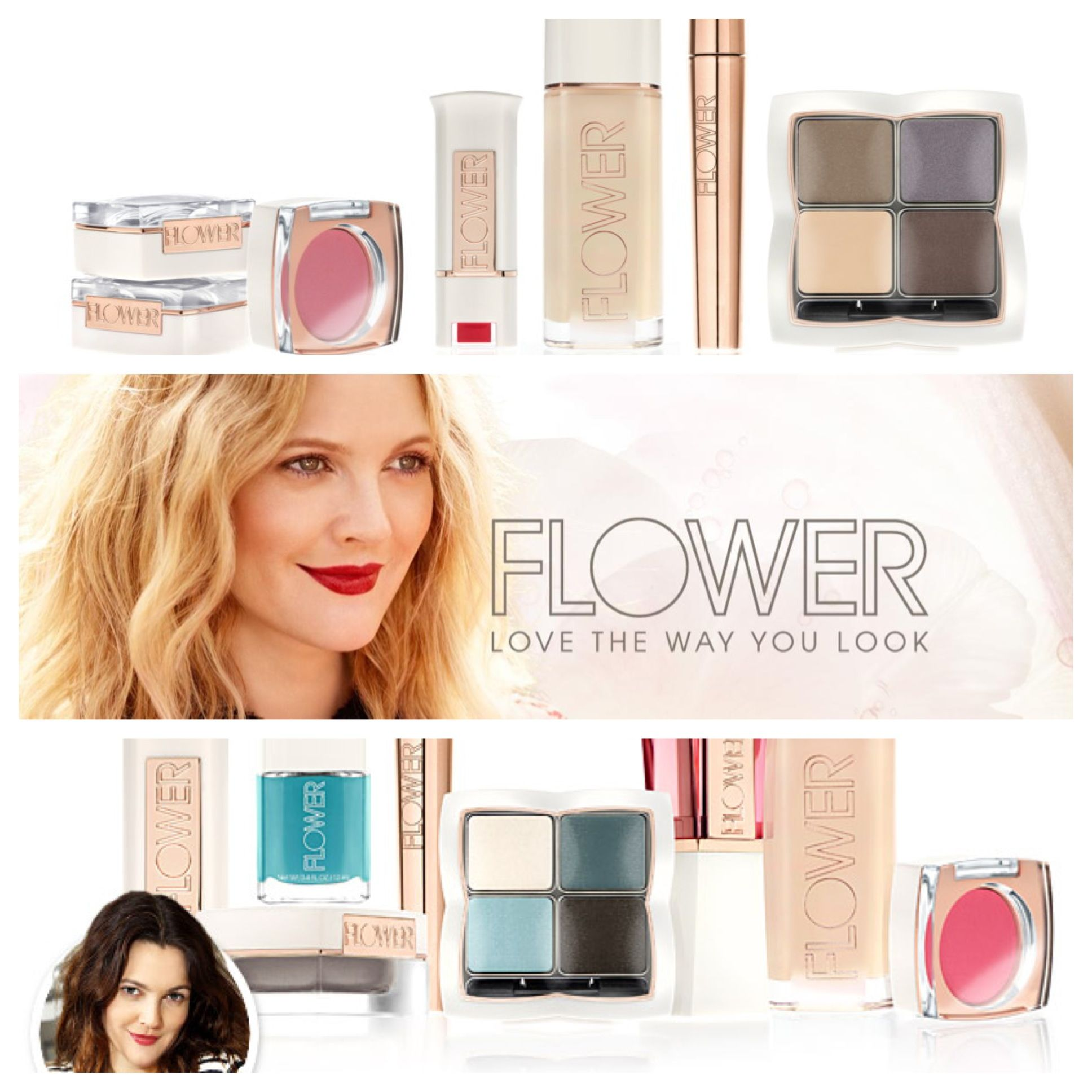 Flower Beauty Makeup Cosmetics By Drew Barrymore I Want To Try