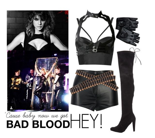 """""""Bad blood"""" by vicky-gette ❤ liked on Polyvore"""