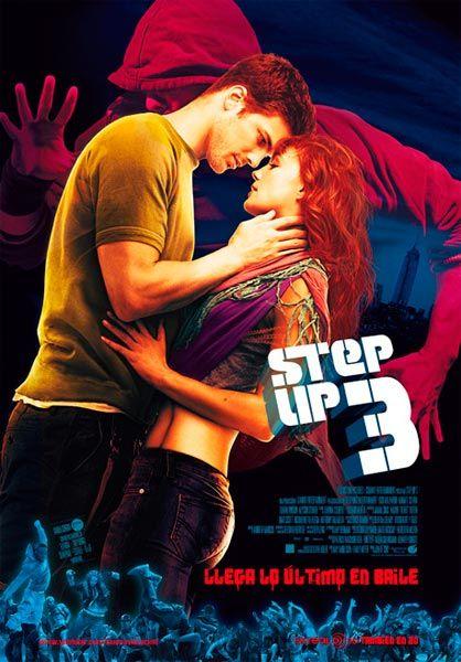 Step Up 3 Peliculas Peliculas Divertidas Step Up 3