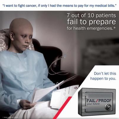 What do you want to Fail Proof? #Medical #AXA #FailProof ...