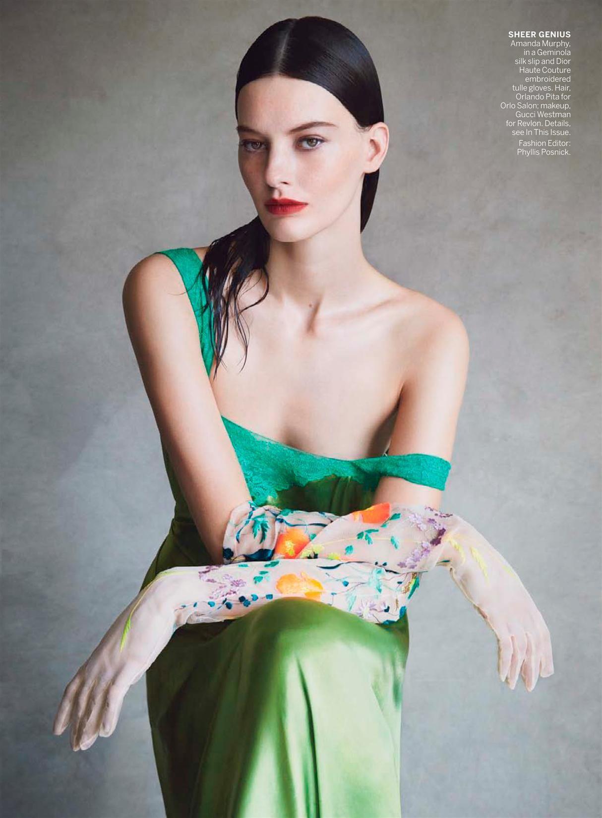 Art + Commerce Artists Makeup artists Gucci Westman