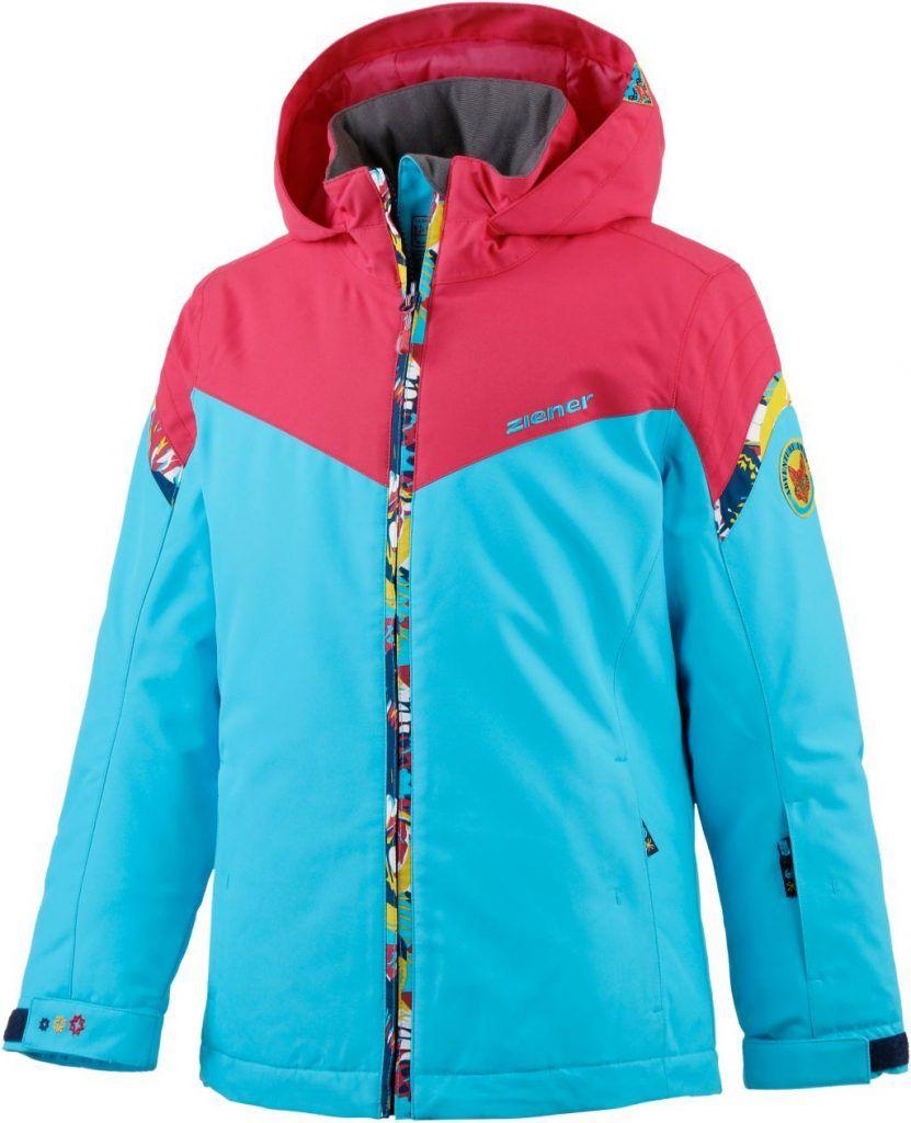 Ziener skijacke damen sale