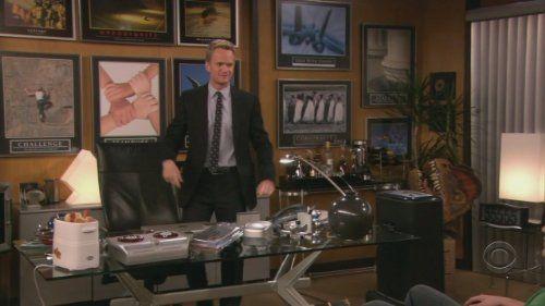 Barney basically had a wall of memes