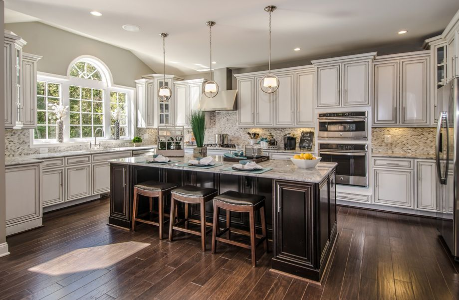 Toll Brothers - The Duke Kitchen   New home designs, New ...