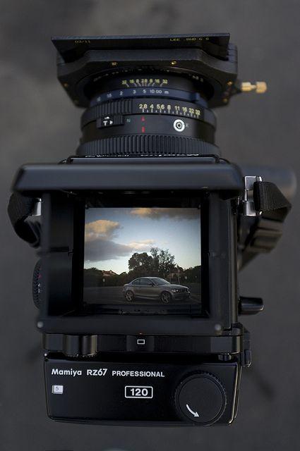 Mamiya RZ67 Pro II in the Field | Mamiya RZ67 Pro II | Best