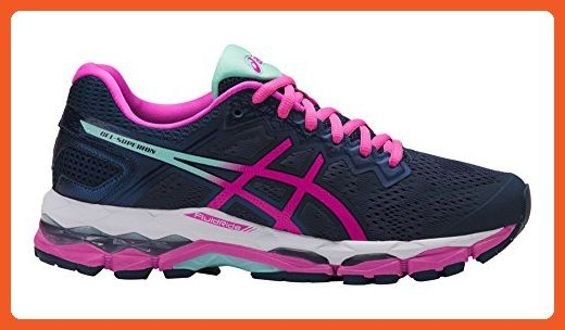 Asics T7h7n Women S Gel Superion Shoe Insignia Blue Pink Glow Ice Green 9h Athletic Shoes For Women Amazon Partner L Asics Womens Running Shoes Sneakers