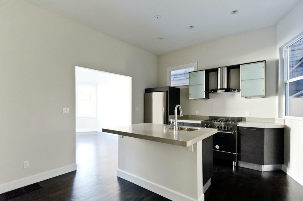 new apartment kitchen