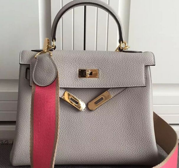 8203645e540a New Hermes Kelly 32cm Togo Leather with Amazon Strap 2016 Hermes Kelly Bag
