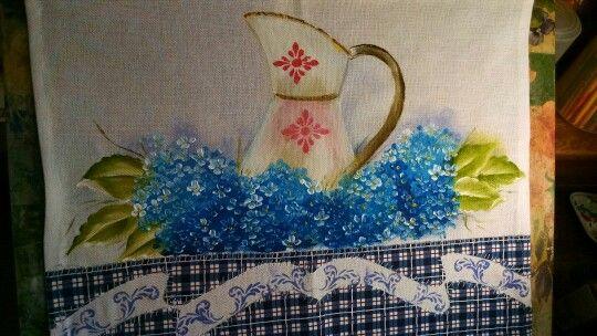 Pintura em tecido
