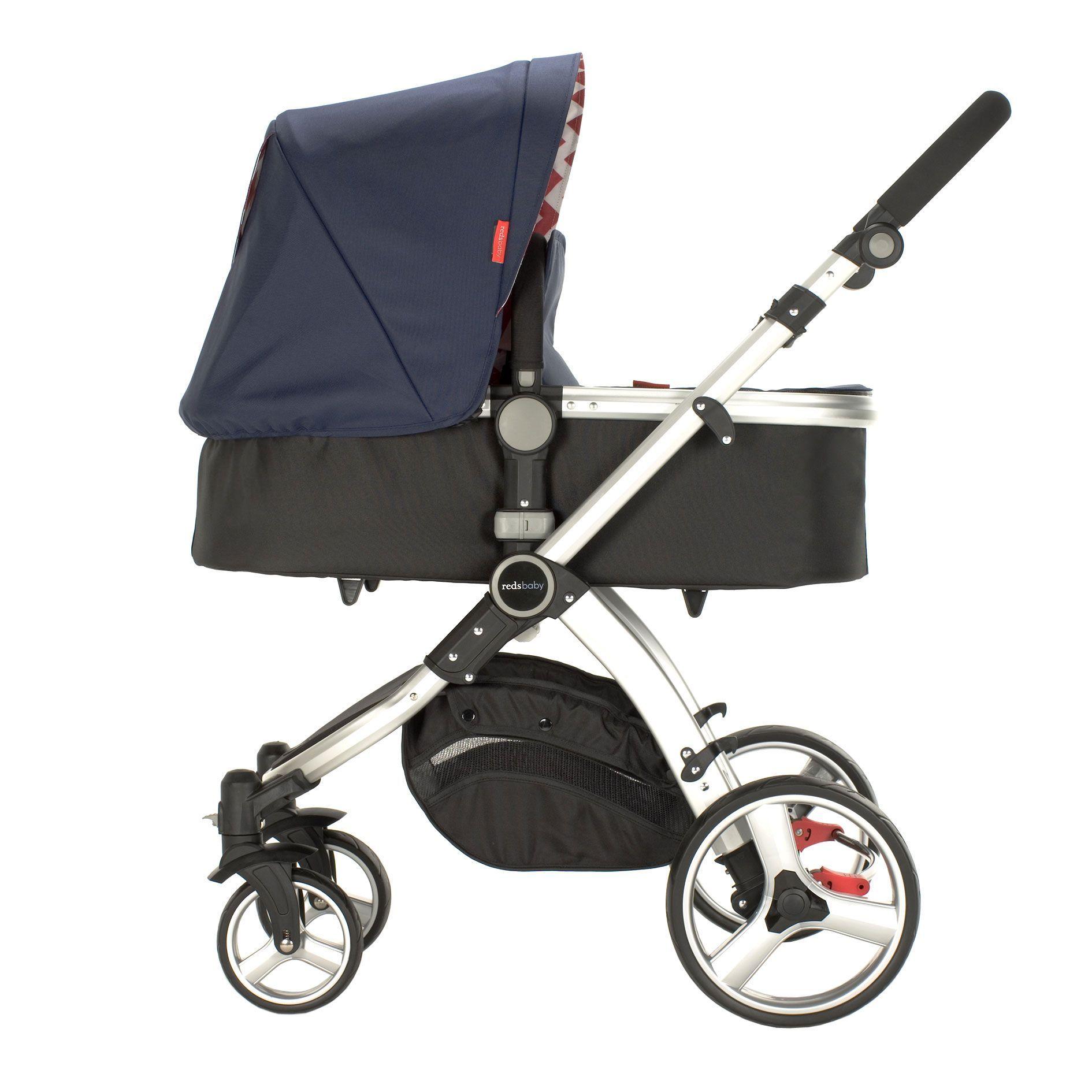 Best stroller I've ever owned. Super light and easy to