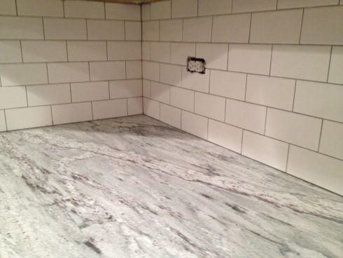 Best White Subway Tile Backsplash – Done White Beveled 400 x 300