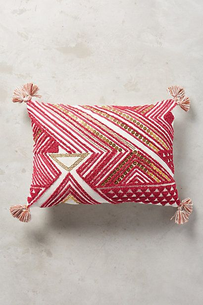 Alsara Pillow | Anthropologie, Pillows and Soft furnishings