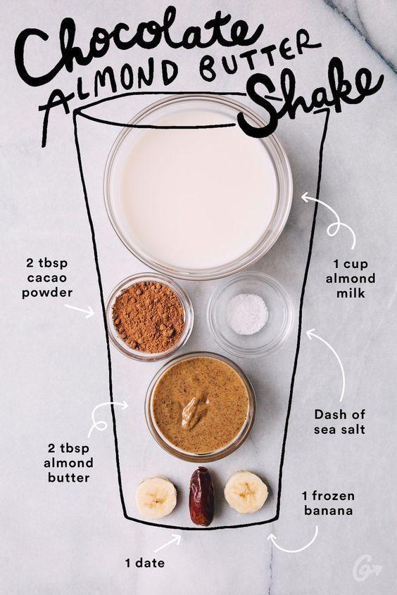 Photo of drink # 5Ingredient #Cry #good #Smoothies #Taste