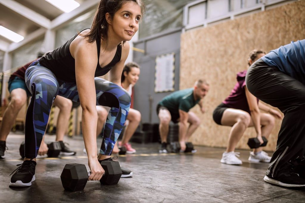 For Strong Powerful Legs Trainers Love These 10 Muscle-Building Dumbbell Exercises (With