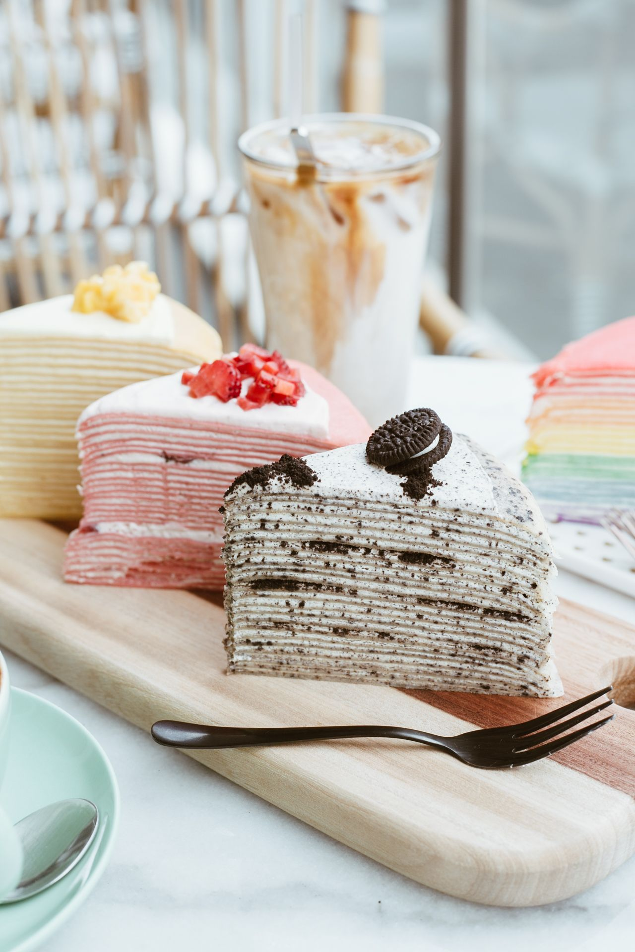 Rainbow Crepe Cakes now in Town — MUSINGS OF LI CH