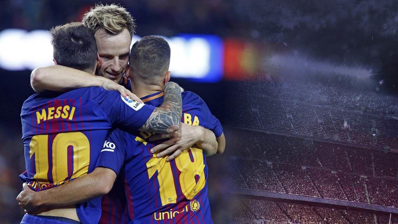 موقع برشلونة من الموقع