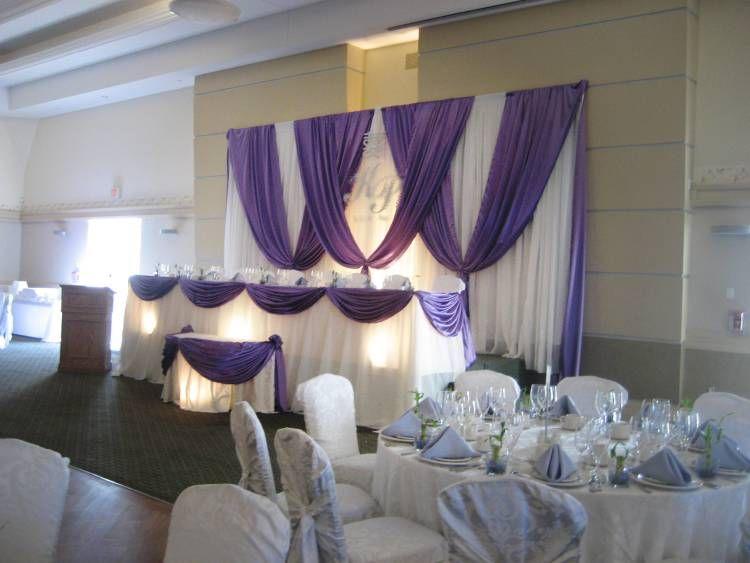 DIY Wedding Hall Decorations | Wedding hall decorations ...