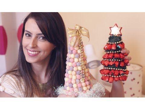 DIY: Árvores de Balas para o Natal | Especial Style Haul - Comprando Meu Apê | Comprando Meu Apê
