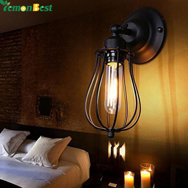 Wall Mounted Lamp Holder