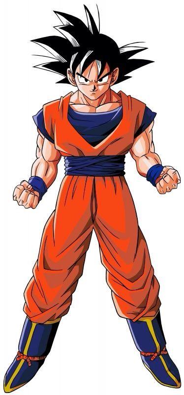 Son Goku - #Saiyajin