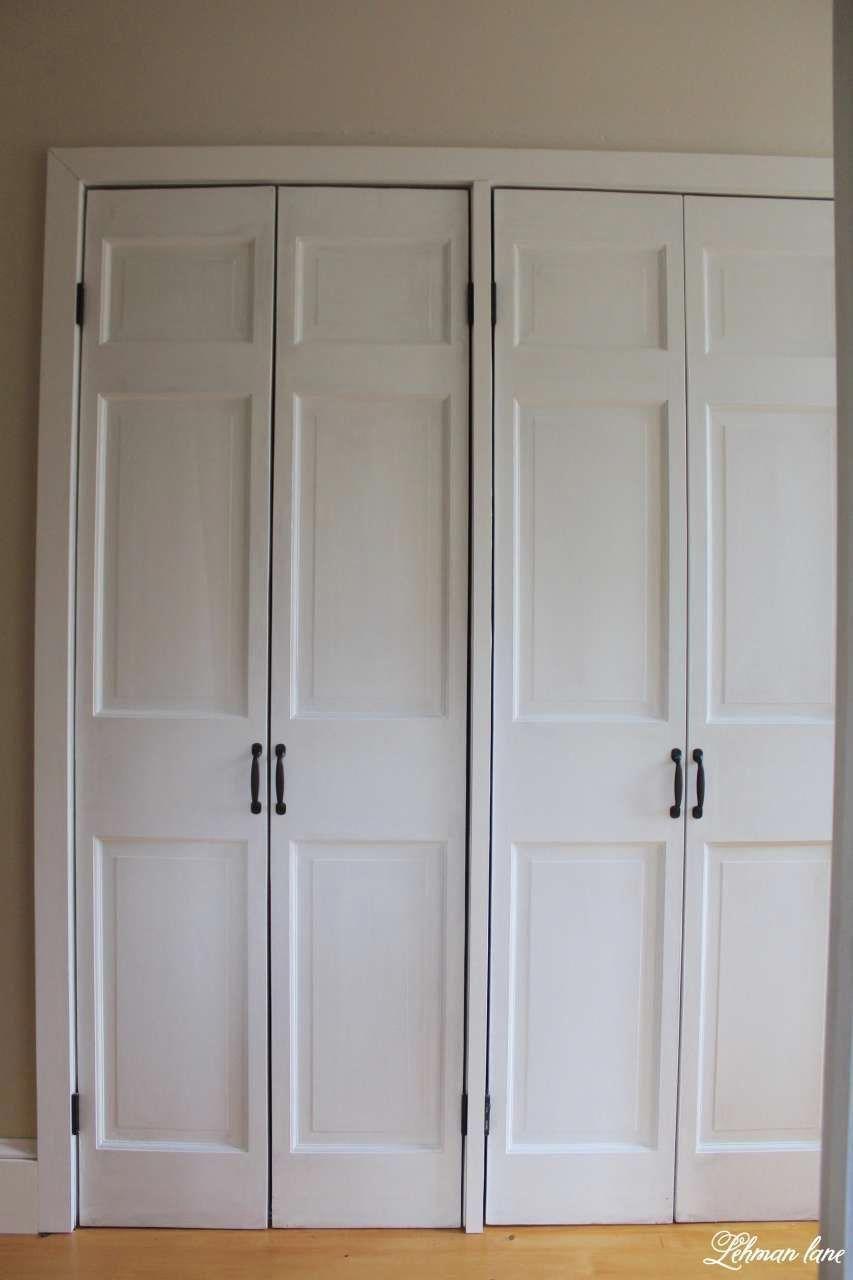 Stanley Barn Door Hardware Barn Door Exterior Hardware Mini Sliding Barn Door Hardware 20181202 Diy Closet Doors Closet Door Makeover Bifold Doors Makeover