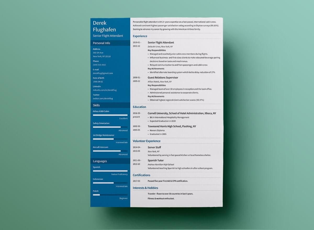 Modern Resume Templates   Examples A Complete Guide  Great