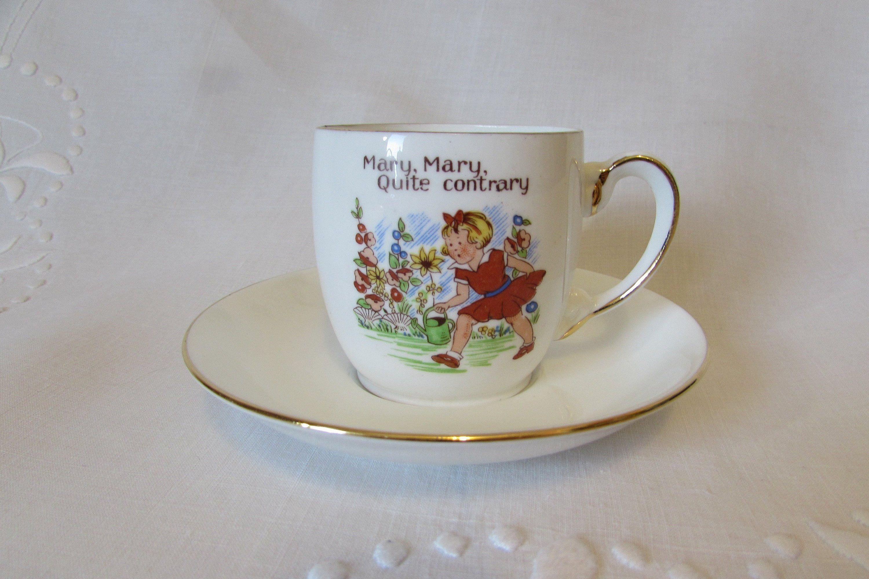Royal Tara Fine Bone China Children S Cup Saucer From Ireland Childrens Cup Fine Bone China Tea Cups Vintage
