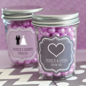 Theme Mini Mason Jars Sweet 16 Party Favors Sweet Sixteen Parties Sweet Sixteen Favors