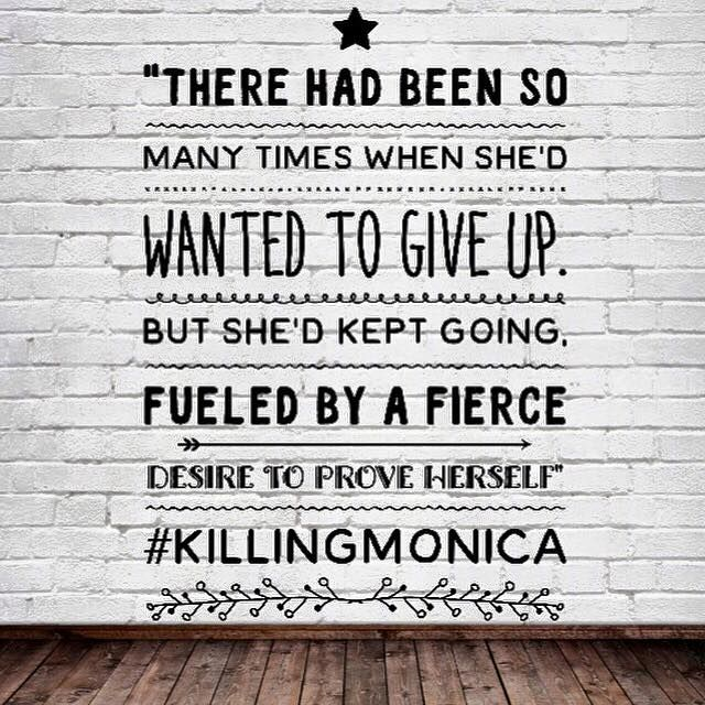 #KillingMonica #BookQuote