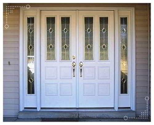 Model Desain Pintu Utama Rumah Modern Elegan Rumah Pintu Rumah Minimalis