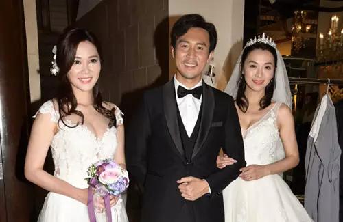 Roxanne Tong Films Wedding Scene For Forensic Heroes 4 Wedding Scene Wedding Asian Celebrities