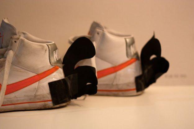 Goonies Data Costume. Slick Nike Shoes