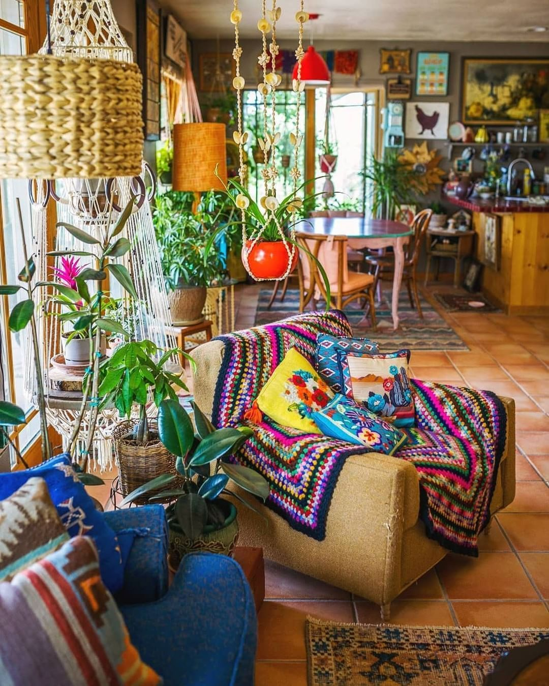 Pin by Paula Usemuckel on Boho Style Decor   Home decor, Home ...