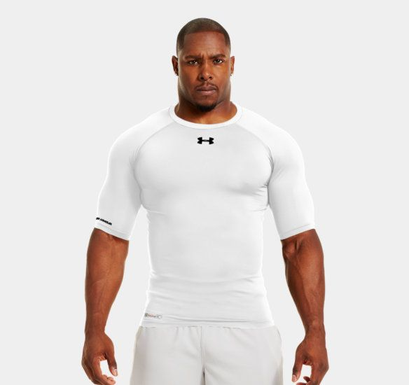 d34a4dab00 Men's HeatGear® Sonic Compression Half Sleeve | Under Armour US ...