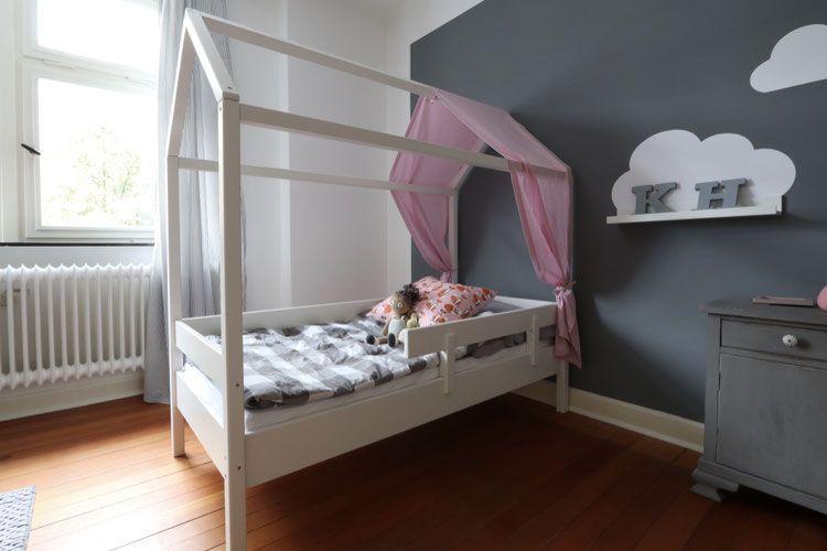 Bettschal Fur Bett Haus 70x160 Cm Bett Einrichten Und Wohnen