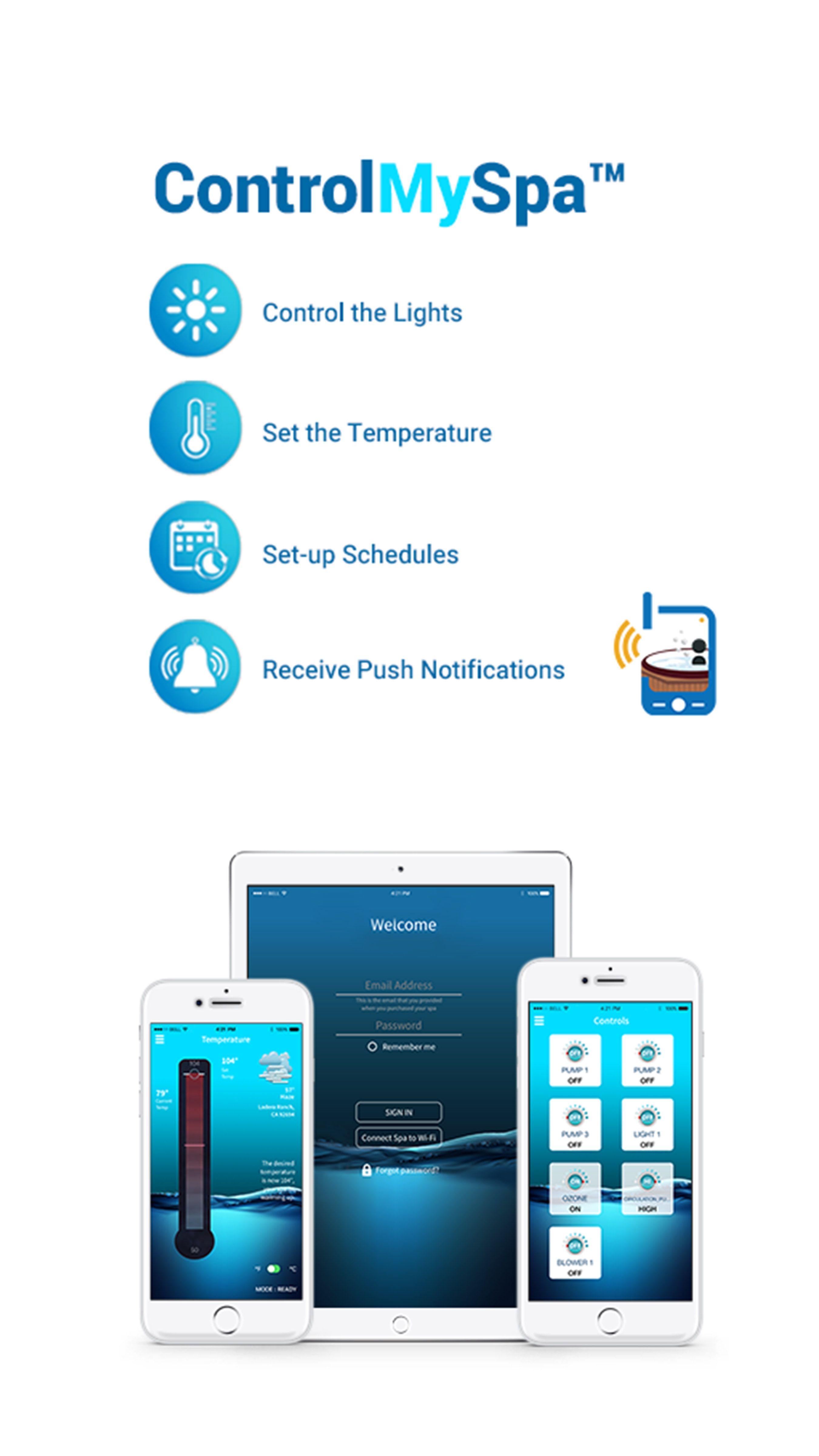 Hot Tube App