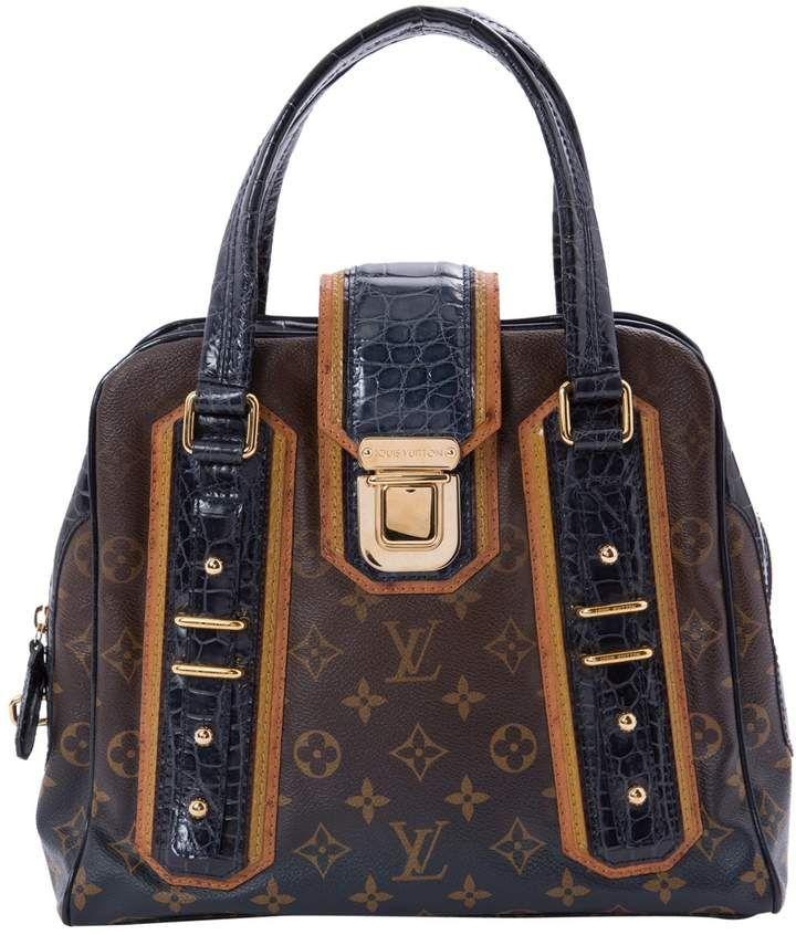 58db82379 Louis Vuitton Cloth handbag Billeteras, Mochilas, Bolsos De Mano,  Maletines, Calzas,