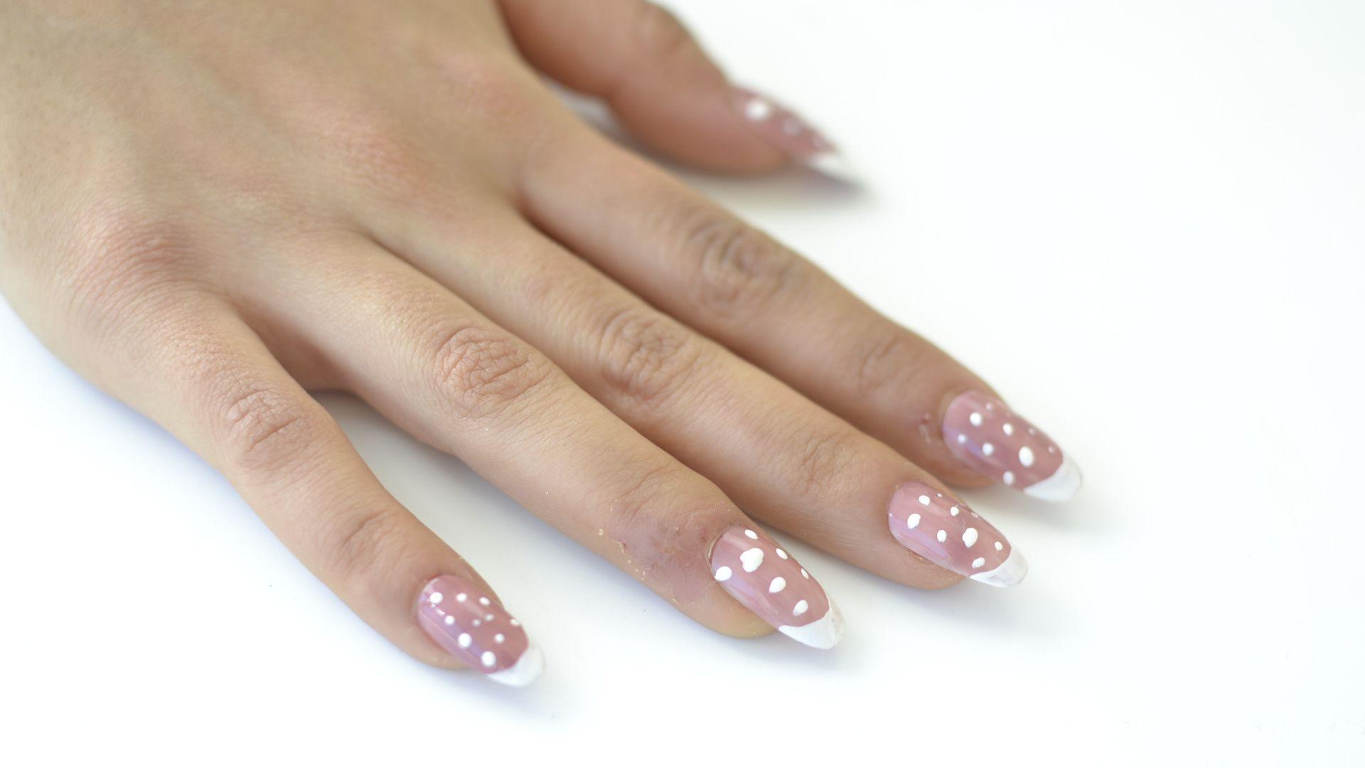 24 New Acrylic Nails Price - Apply Fake Nails Step 13 Version 3 | 24 ...