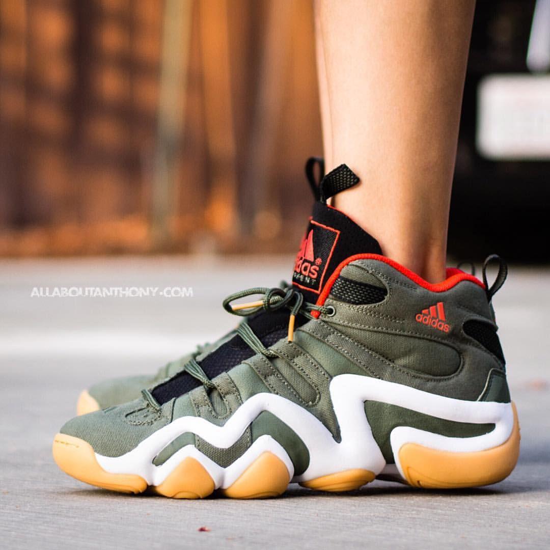 adidas Crazy 8: Military Green | Kobe bryant | Sneakers nike