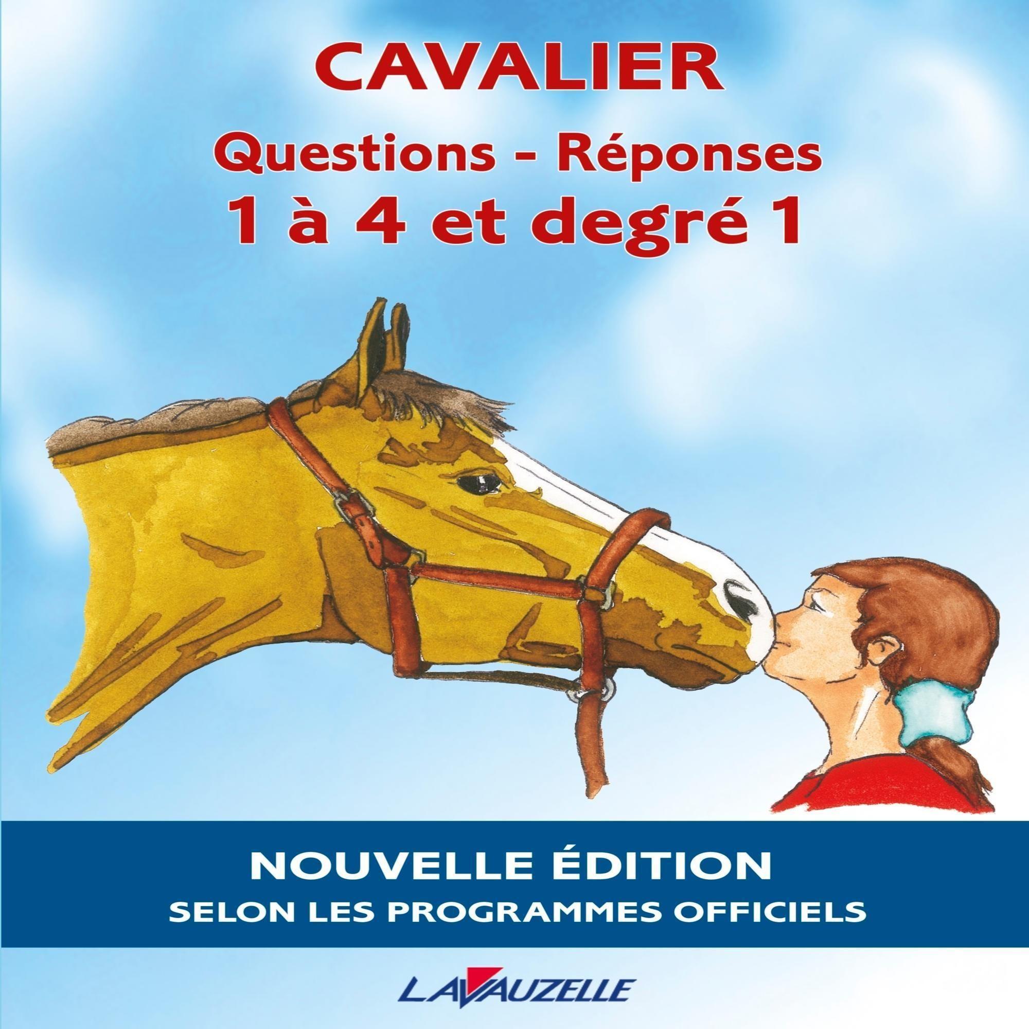 Livre D Equitation Questions Reponses 1 A 4 Et Degre 1 Pdf Gratuit Telechargement Livres A Lire