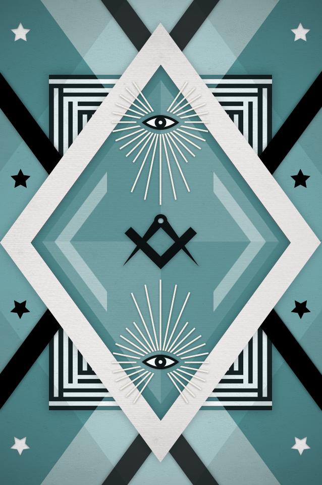 Masonic Wallpaper Maconaria Pinterest Freemasonry Freemason