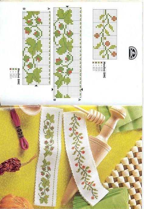 Gallery.ru / Фото #9 - 512 - geminiana | coser y bordar | Pinterest ...