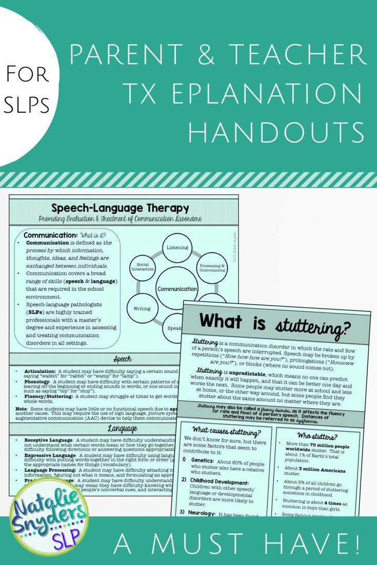 explain how speech language and communication skills