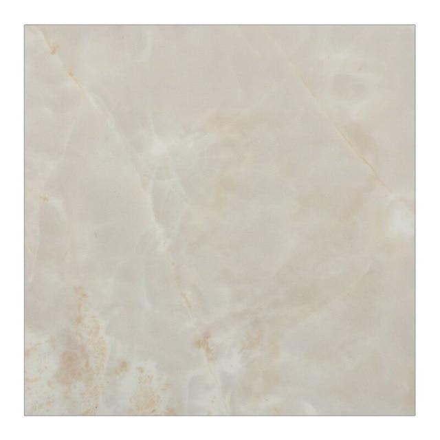 Photo of DIY PEEL & STICK™ Waterproof  Tiles – Brown Granite / 5 Pieces