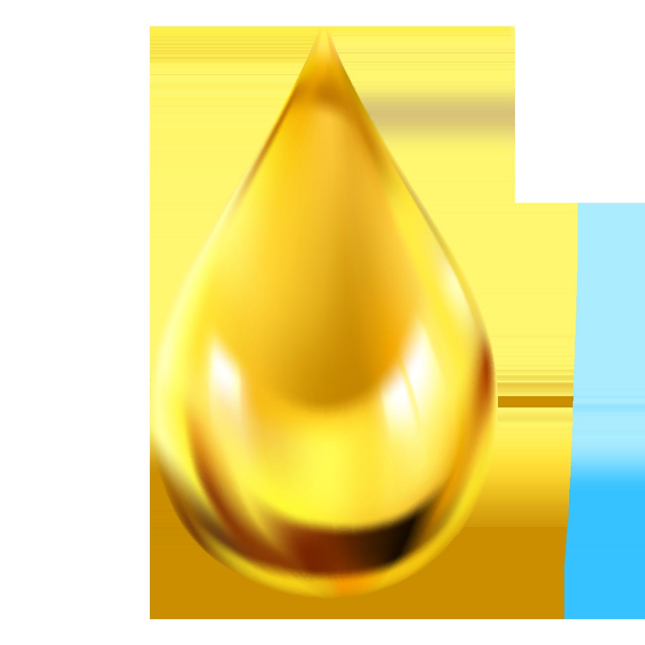 Material Oil Gold Color Drop Vector Drops Lemon Pictures Oils Gold Color