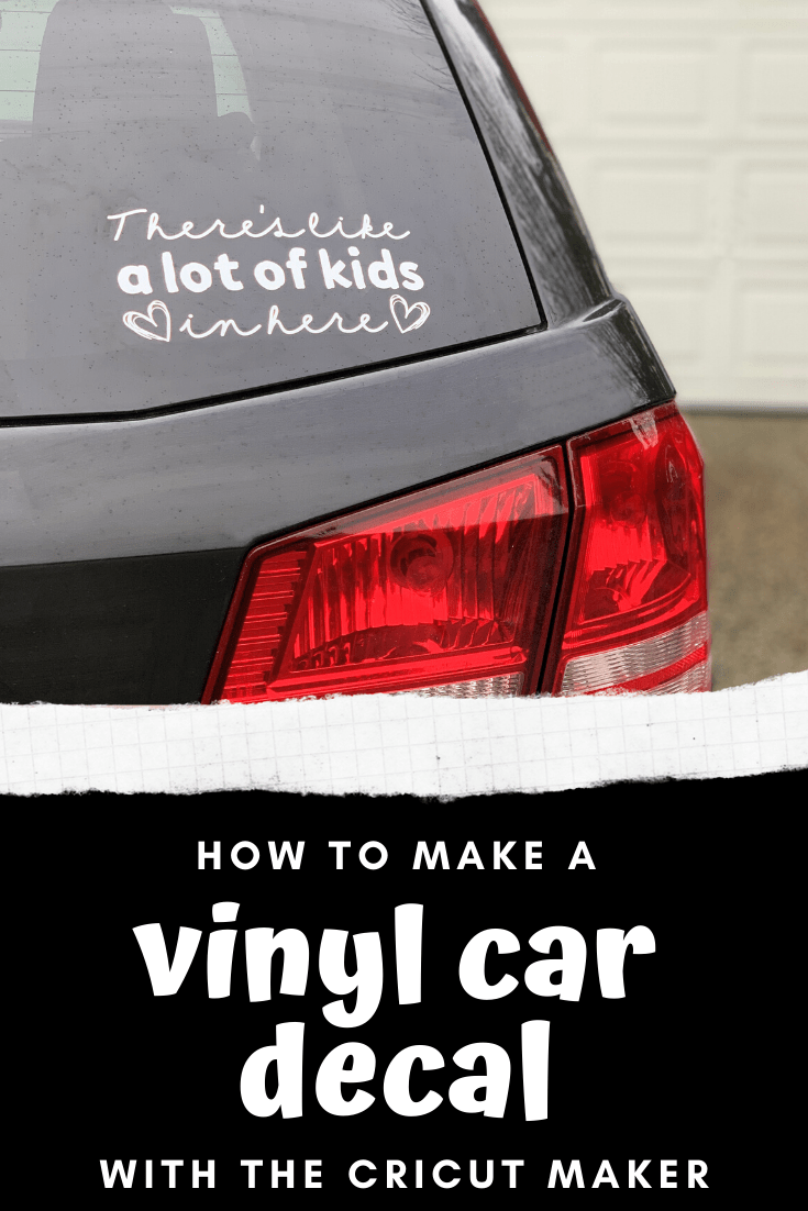 How To Make Car Decals With Cricut : decals, cricut, Vinyl, Decal, Cricut, Maker, Average, Decals, Vinyl,, Decals,